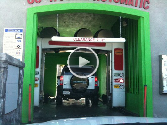 How To Use A Touchless Car Wash